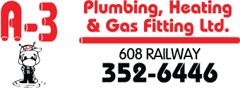 A-3 Plumbing, Heating & Gas Fitting Ltd.