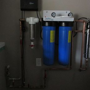 gas fitting project